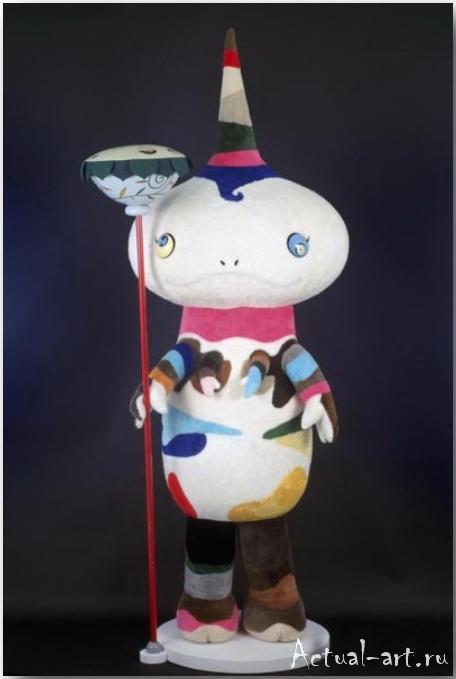 Такаши Мураками (Takashi Murakami)_art_поп-арт_13