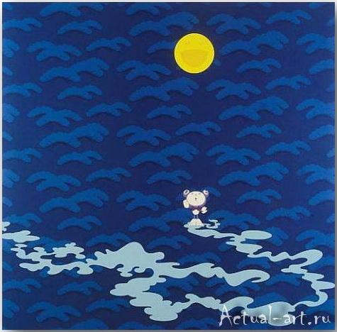 Такаши Мураками (Takashi Murakami)_art_поп-арт_20