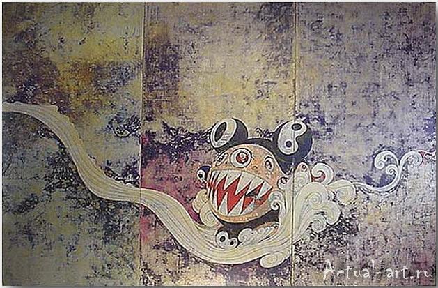 Такаши Мураками (Takashi Murakami)_art_поп-арт_21