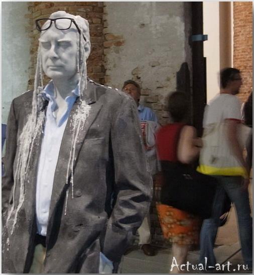 Урс Фишер (Urs Fischer)_sculpture_art_02