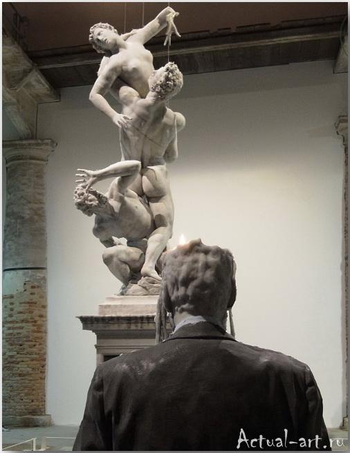 Урс Фишер (Urs Fischer)_sculpture_art_03