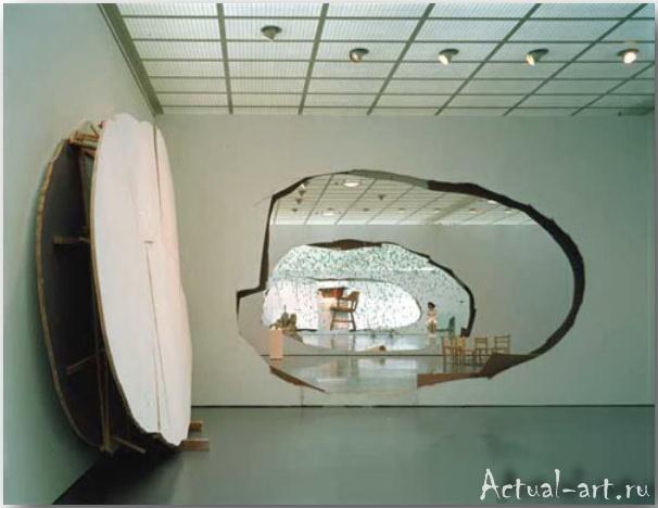 Урс Фишер (Urs Fischer)_sculpture_art_06