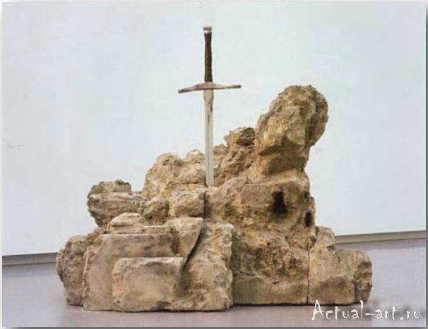 Урс Фишер (Urs Fischer)_sculpture_art_15