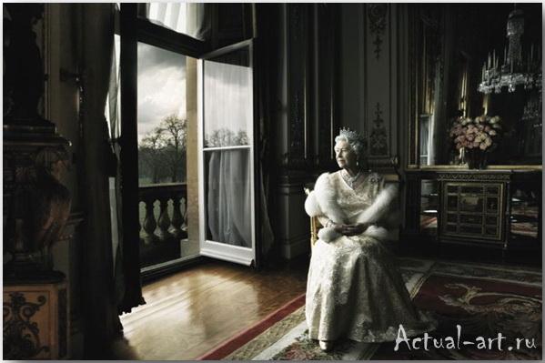 Королева Великобритании Елизавета Вторая__Энни Лейбовиц (Annie Leibovitz)_Photography_12