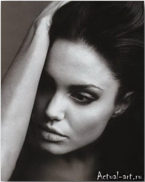 Анджелина Джоли__Энни Лейбовиц (Annie Leibovitz)_Photography_26