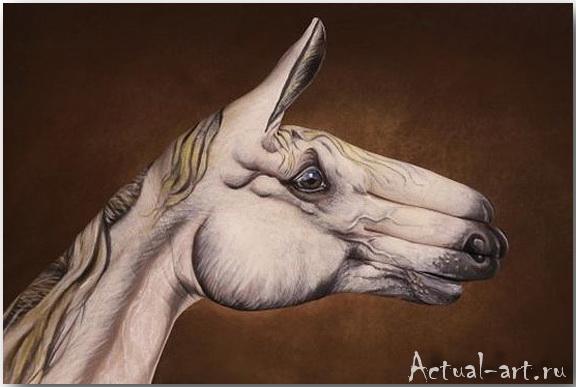 Гвидо Даниеэле (Guido Daniele)_hand art_Живопись_20