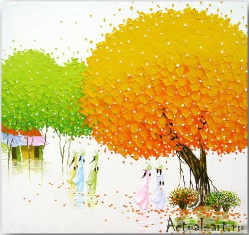 Phan Thu Trang_art_Живопись_07