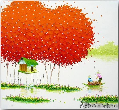 Phan Thu Trang_art_Живопись_13