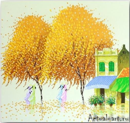 Phan Thu Trang_art_Живопись_14