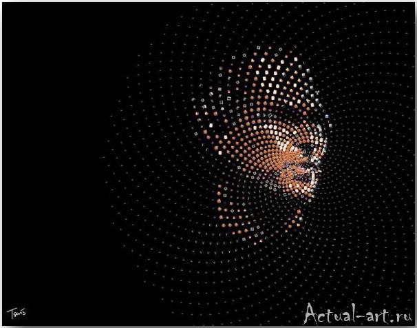 Tsevis Charis_iHero – Steve Jobs portraits_12