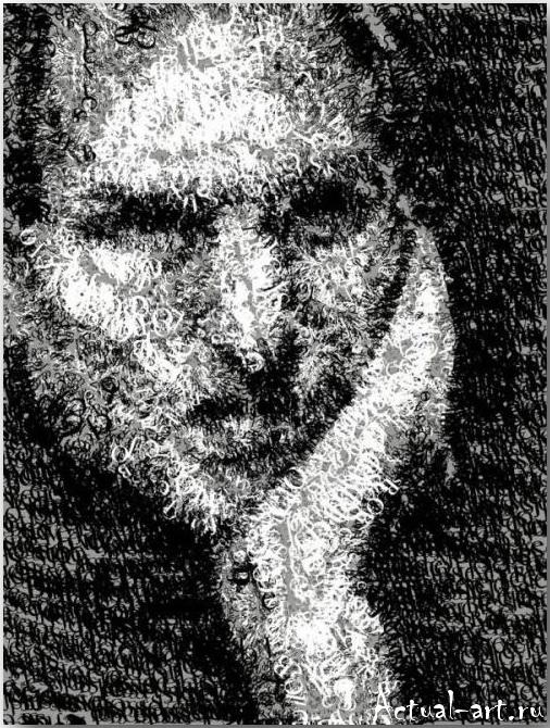 Tsevis Charis_iHero – Steve Jobs portraits_14