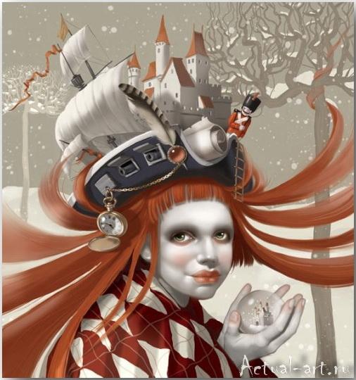 Татьяна Доронина_Digital-art_27