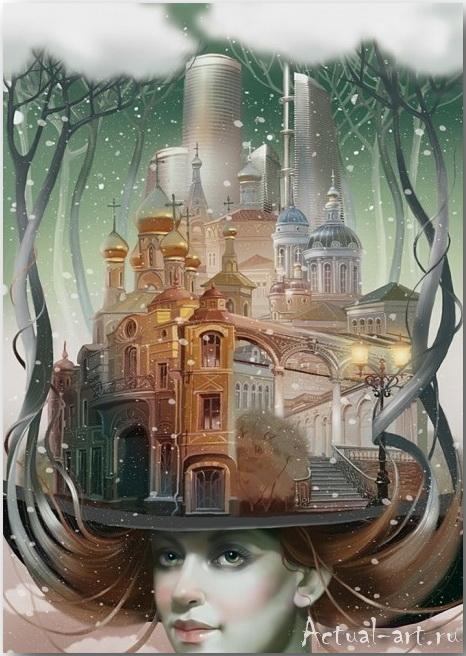 Татьяна Доронина_Digital-art_28