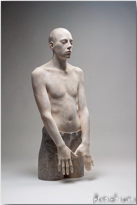 Бруно Вальпот (Bruno Walpoth)_Sculptures_01