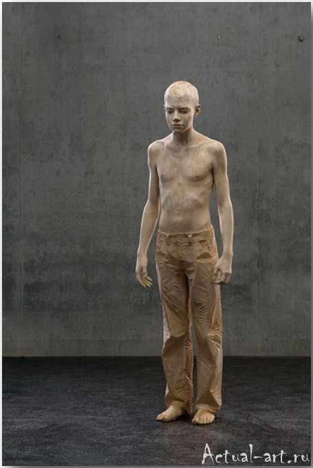 Бруно Вальпот (Bruno Walpoth)_Sculptures_02