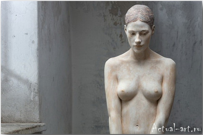Бруно Вальпот (Bruno Walpoth)_Sculptures_03