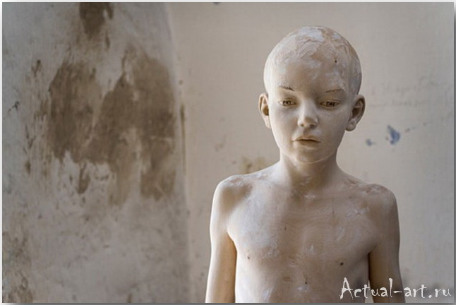 Бруно Вальпот (Bruno Walpoth)_Sculptures_05