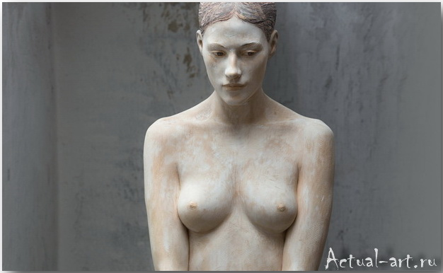 Бруно Вальпот (Bruno Walpoth)_Sculptures_06