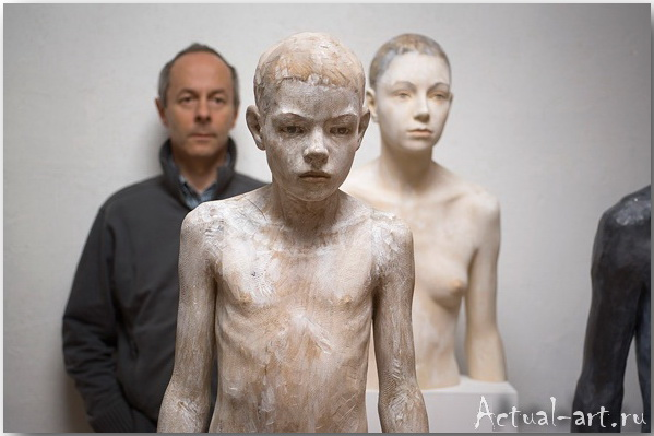 Бруно Вальпот (Bruno Walpoth)_Sculptures_07