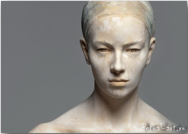 Бруно Вальпот (Bruno Walpoth)_Sculptures_08