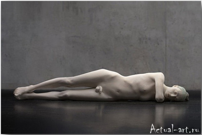 Бруно Вальпот (Bruno Walpoth)_Sculptures_09