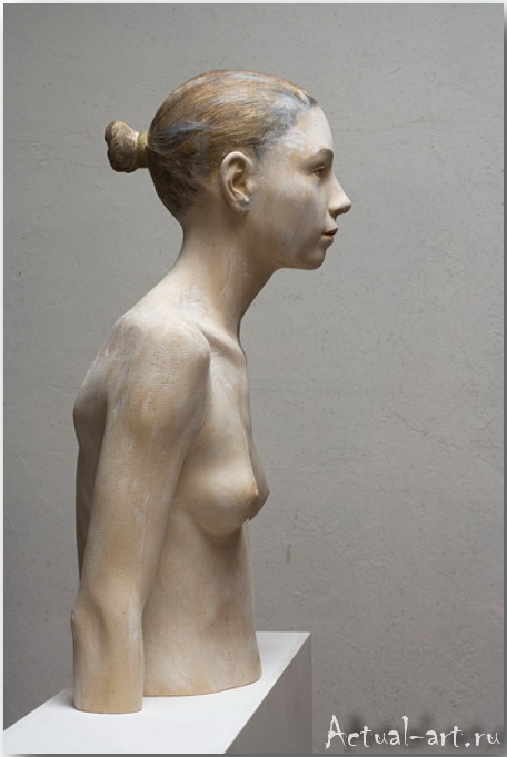 Бруно Вальпот (Bruno Walpoth)_Sculptures_10