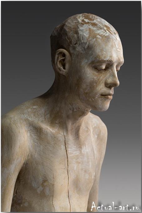 Бруно Вальпот (Bruno Walpoth)_Sculptures_11