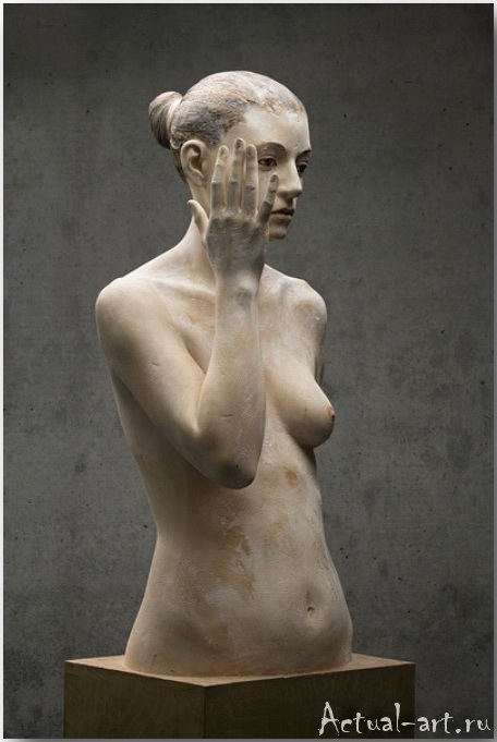Бруно Вальпот (Bruno Walpoth)_Sculptures_12