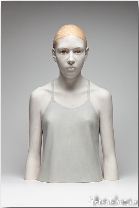 Бруно Вальпот (Bruno Walpoth)_Sculptures_13