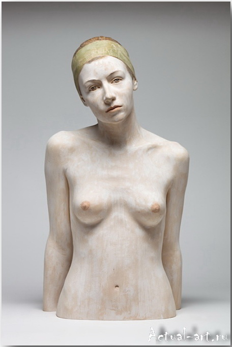 Бруно Вальпот (Bruno Walpoth)_Sculptures_15