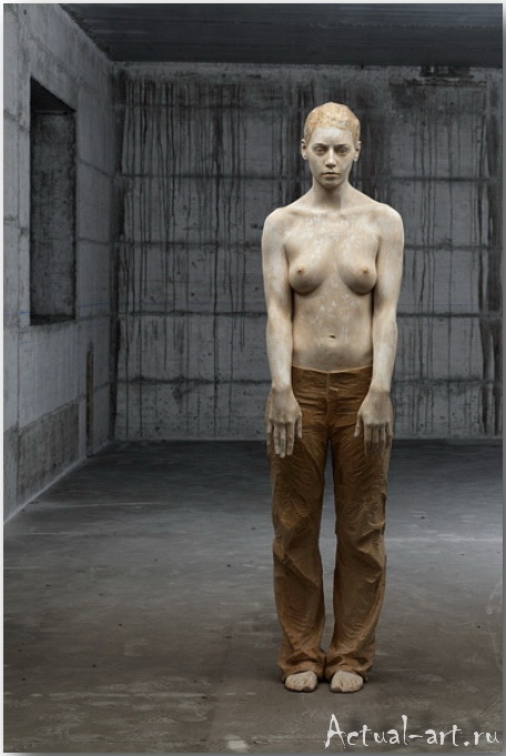 Бруно Вальпот (Bruno Walpoth)_Sculptures_16