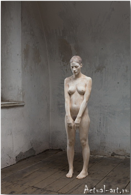 Бруно Вальпот (Bruno Walpoth)_Sculptures_17