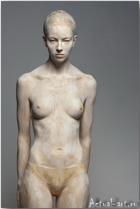 Бруно Вальпот (Bruno Walpoth)_Sculptures_18