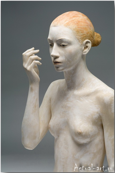 Бруно Вальпот (Bruno Walpoth)_Sculptures_19