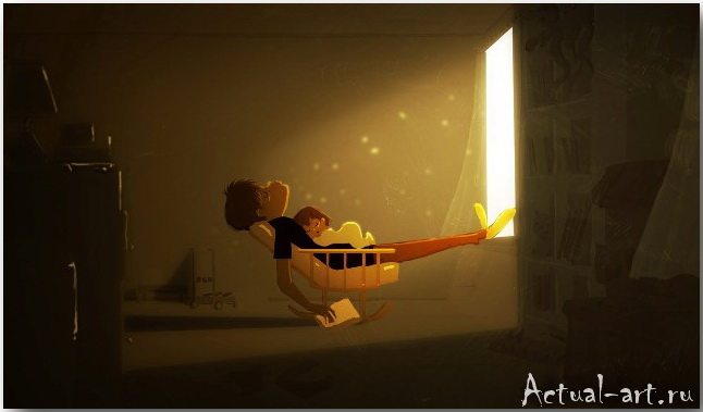 Паскаль Кэмпион (Pascal Campion)_art_illustration_02