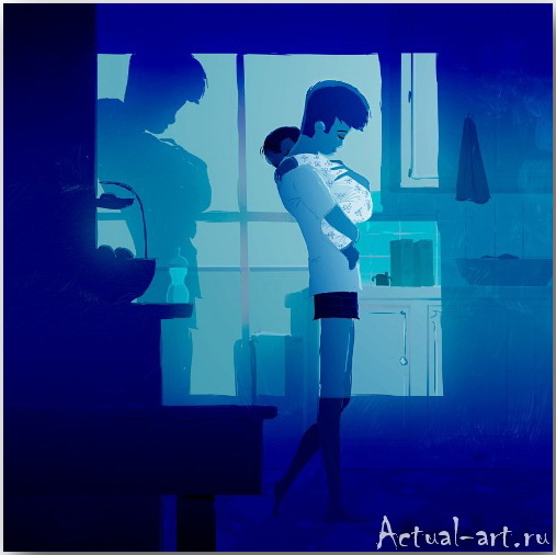 Паскаль Кэмпион (Pascal Campion)_art_illustration_33