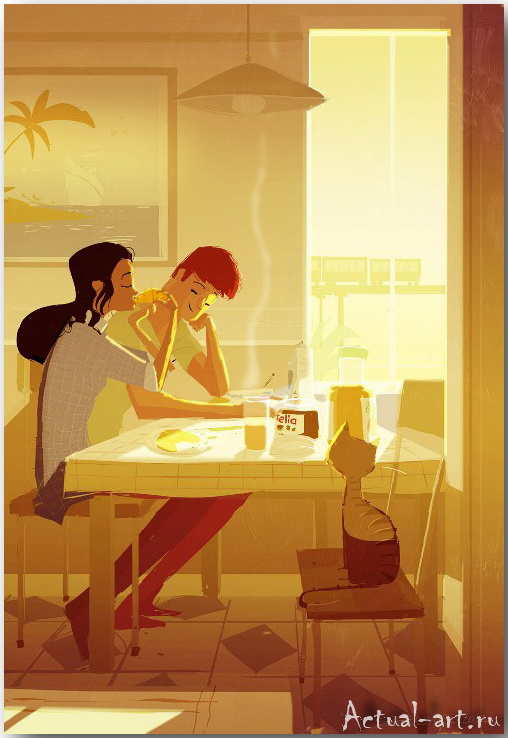 Паскаль Кэмпион (Pascal Campion)_art_illustration_70