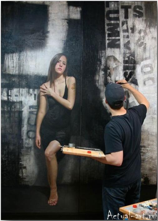 Дэвид Джон Кассан (David Jon Kassan)_Street-art_16