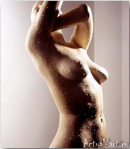 Кэрол Фейерман (Carole Feuerman)_Sculpture_06