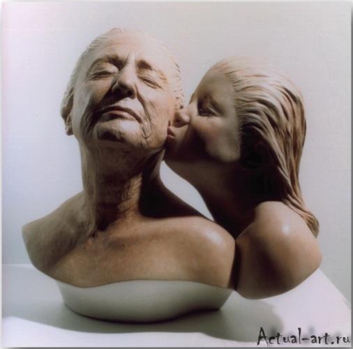 Кэрол Фейерман (Carole Feuerman)_Sculpture_09