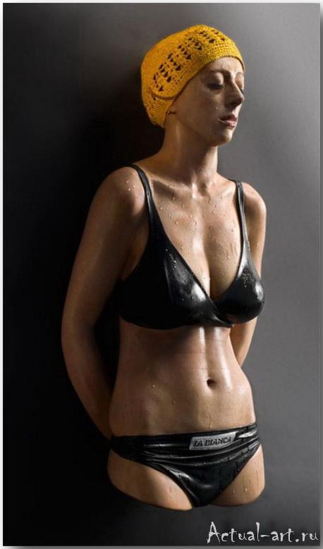 Кэрол Фейерман (Carole Feuerman)_Sculpture_12