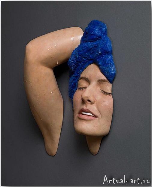 Кэрол Фейерман (Carole Feuerman)_Sculpture_16
