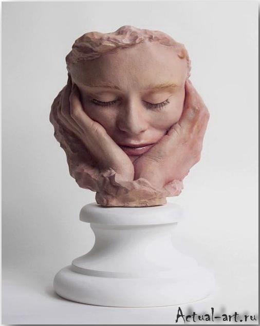 Кэрол Фейерман (Carole Feuerman)_Sculpture_18