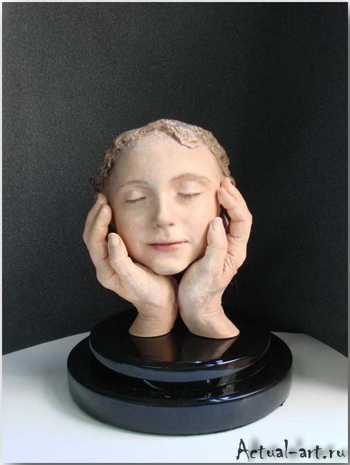 Кэрол Фейерман (Carole Feuerman)_Sculpture_19