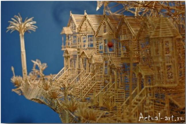 Скотт Вивер (Scott Weaver)_Sculpture_01
