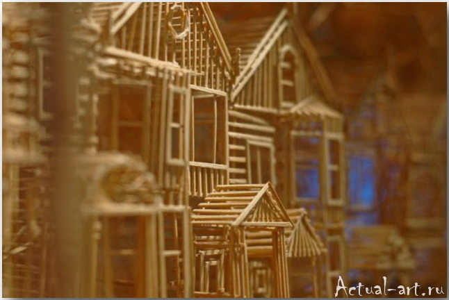 Скотт Вивер (Scott Weaver)_Sculpture_05