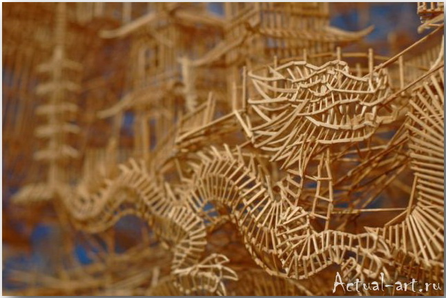 Скотт Вивер (Scott Weaver)_Sculpture_09