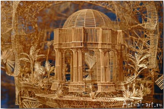 Скотт Вивер (Scott Weaver)_Sculpture_10