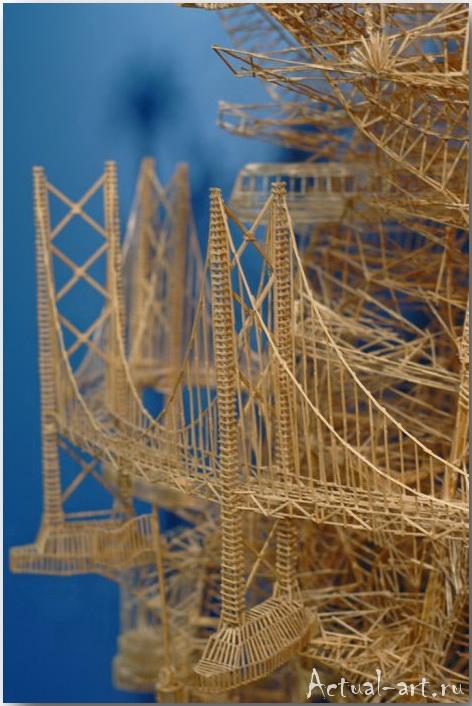 Скотт Вивер (Scott Weaver)_Sculpture_16