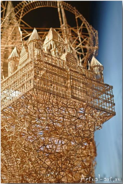 Скотт Вивер (Scott Weaver)_Sculpture_18